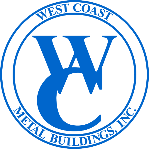 West Coast Metal Buildings Logo