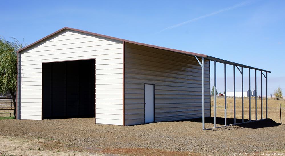 West Coast Metal Buildings Custom Carport A Carports