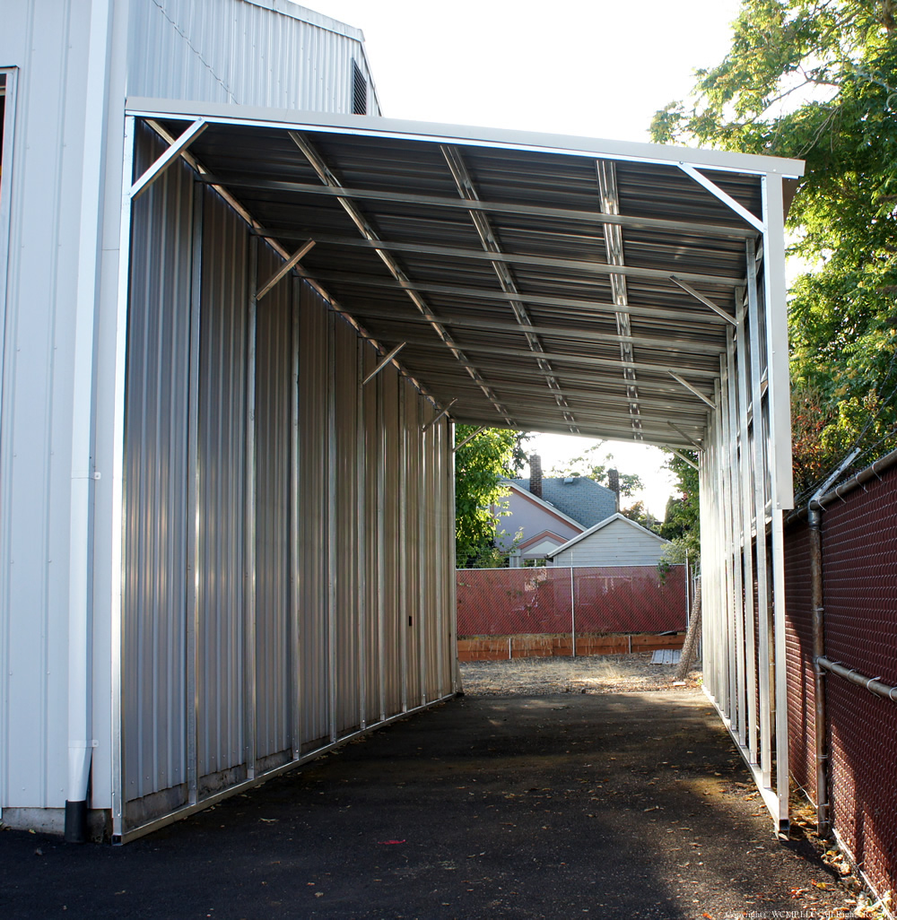 West Coast Metal Buildings Lean To A Carports Garages